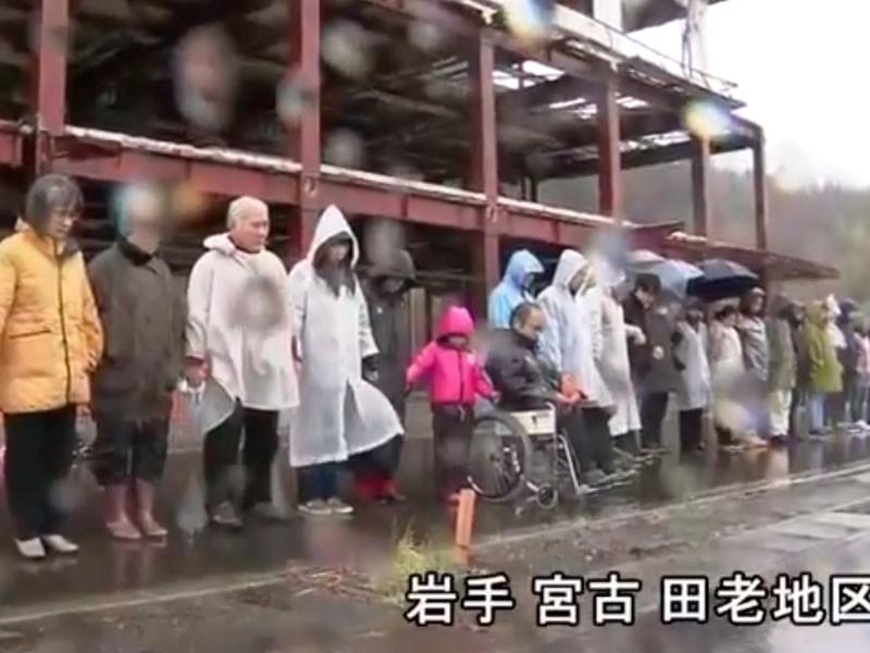 Более 50 тыс. японцев не вернулись в родные города после аварии на АЭС Фукусима