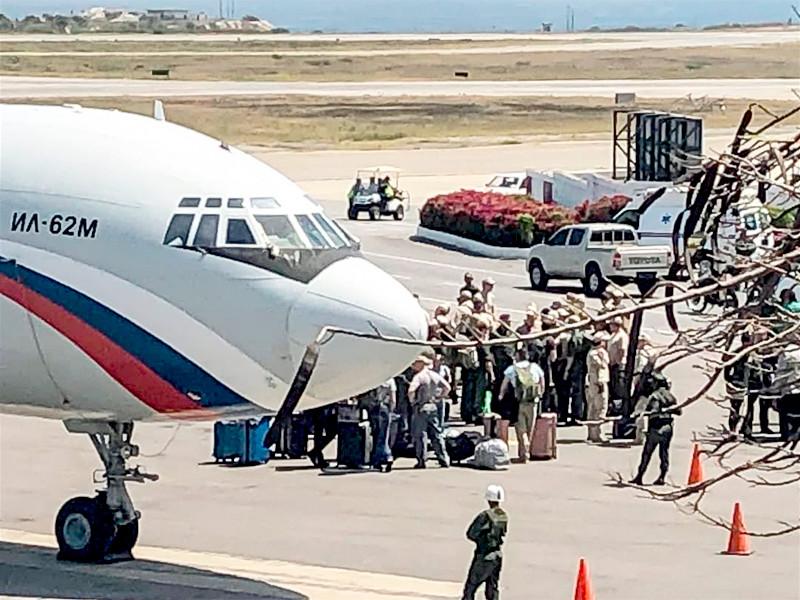 """В Венесуэлу прибыли самолеты с российскими военными"""" />"""