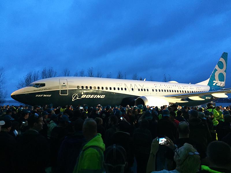 Boeing установит новое программное обеспечение на лайнеры 737 MAX в ближайшие недели после второго крушения такого типа самолетов