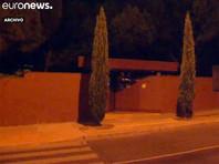 Полиция Испании начала расследование нападения на посольство КНДР в Мадриде