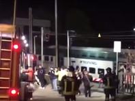 По предварительным данным, поезда столкнулись из-за того, что один из составов, следовавший из Милана в Ассо, отправился от станции на запрещающий сигнал