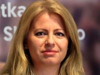Новым президентом Словакии станет адвокат Зузана Чапутова
