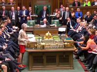 Парламент Великобритании в третий раз отклонил соглашение о выходе из ЕС