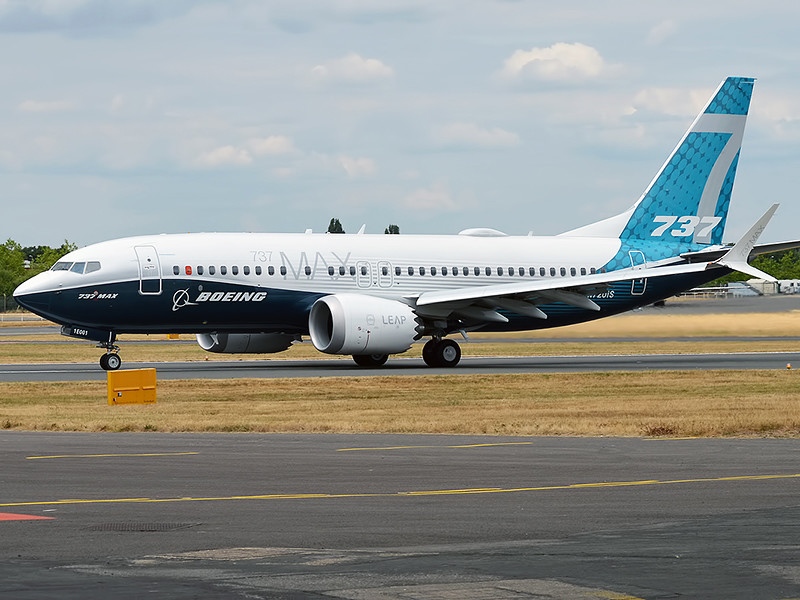 Boeing рекомендовала приостановить полеты самолетов 737 MAX по всему миру