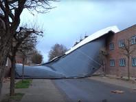 Мощный шторм обрушился на Европу: трое погибших, сотни тысяч остались без света (ФОТО, ВИДЕО)