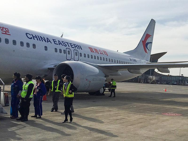 В Китае приостановили полеты Boeing 737 Max 8 после авиакатастрофы в Эфиопии