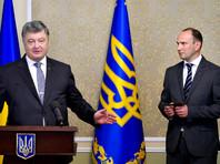 Порошенко уволил главу Службы внешней разведки Украины