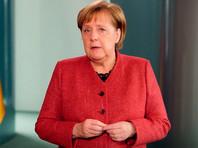 Bloomberg: Меркель отвергла предложение США направить корабли к берегам Крыма