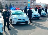 """Украинская полиция решила отказаться от """"калашниковых"""", """"макаровых"""" и ТТ"""