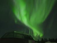 """""""Охотники за авророй"""" делятся ВИДЕО и ФОТО северного сияния после точно предсказанной месяц назад магнитной бури"""