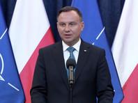 Президент Польши обвинил Россию в провокациях против НАТО