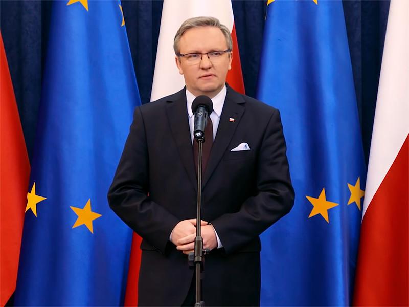 """Польша не оспаривает роль СССР в победе над фашизмом, но придает иное значение 1939 году, сказал представитель президента"""" />"""