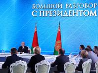 Встреча  Александра Лукашенко с представителями общественности и экспертного сообщества, белорусских и зарубежных СМИ, 1 марта 2019 года