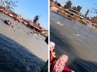 На севере Ирака затонул паром: минимум 85 погибших (ВИДЕО, ФОТО)