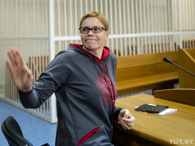 Главного редактора Tut.by Марию Золотову приговорили к штрафу в 3,6 тысячи долларов