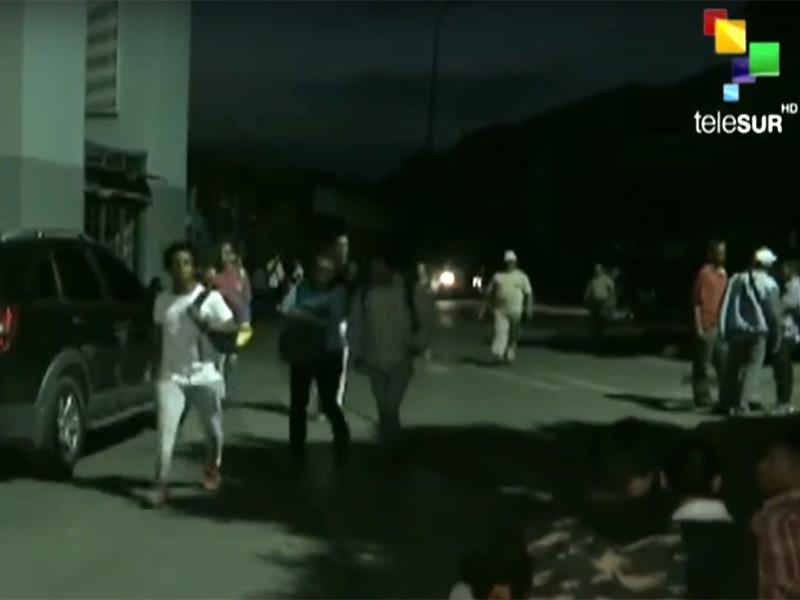 В четверг многие районы Каракаса и более чем 20 штатов Венесуэлы остались без энергоснабжения