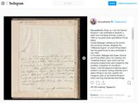 Елизавета II опубликовала свой первый пост в Instagram
