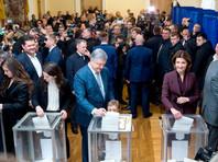 На втором месте - действующий президент Петр Порошенко с 18,6% голосов