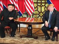 """Трамп обвинил в срыве переговоров с Ким Чен Ыном демократов, устроивших в тот же день допрос """"лжеца и жулика"""" Коэна"""