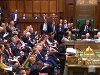 Мэй добавила, что целью правительства по-прежнему является утверждение в парламенте проекта соглашения с Брюсселем, утвержденного на ноябрьском саммите ЕС и ранее дважды отвергнутого палатой общин