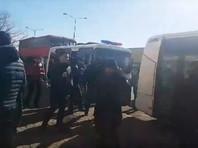 В Астане и других городах Казахстана прошли задержания протестующих против переименования столицы в Нурсултан (ВИДЕО)
