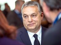 Премьер-министр Венгрии Виктор Орбан на съезде Европейской народной партии (ЕНП), 20 марта 2019 года