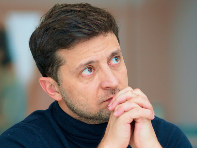 Проведения таких анализов потребовал Владимир Зеленский в своем видеообращении к Порошенко