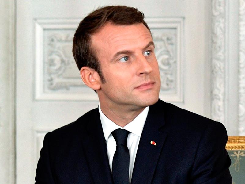 """82% опрошенных во Франции заявили, что Макрон должен изменить социальную политику"""" />"""