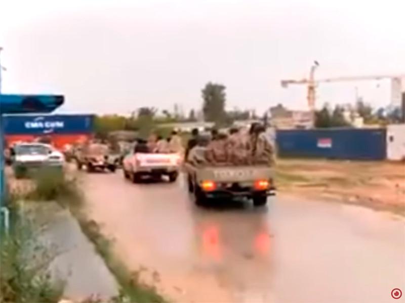 """Силы, поддерживающие правительство национального согласия в Триполи, сумели остановить наступление войск под командованием маршала Халифы Хафтара, передает РИА """"Новости"""" со ссылкой на источник в окружении премьер-министра Фаеза Сарраджа"""
