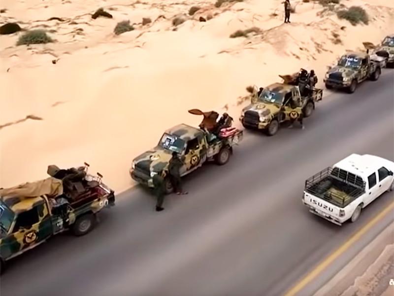 """Армия Хафтара заявила о начале второго этапа наступления на Триполи"""" />"""