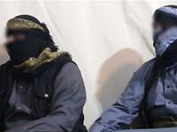 """На видео аль-Багдади в окружении сторонников, чьи лица заретушированы, обсуждает войну против """"крестоносцев"""" и сообщает об окончании битвы за последний оплот ИГ* в Сирии - населенный пункт Багуз, который в марте взяли штурмом войска оппозиции"""