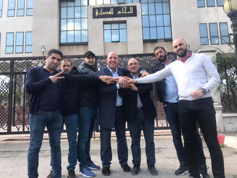 Инициативная группа подала иск в суд Алжира против брата президента страны Абдельазиза Бутефлики - Саида