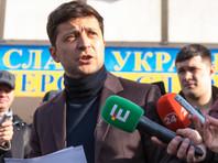 Команда Владимира Зеленского подготовила на стадионе фан-зону около сцены для всех желающих