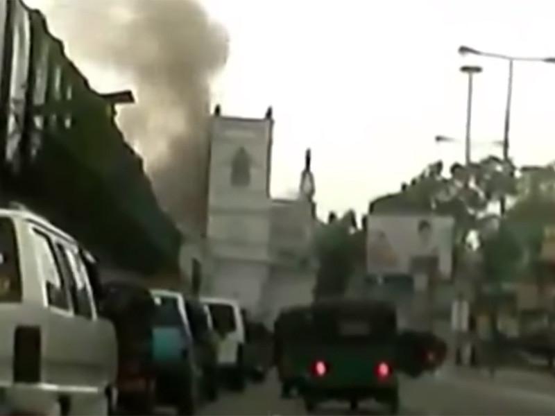 Предварительное расследование показало, что теракты на Шри-Ланке в католическую Пасху 21 апреля стали ответом на атаку на мусульман в новозеландском Крайстчерче
