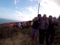 На Мадейре в автобусной аварии погибли 28 туристов из Германии