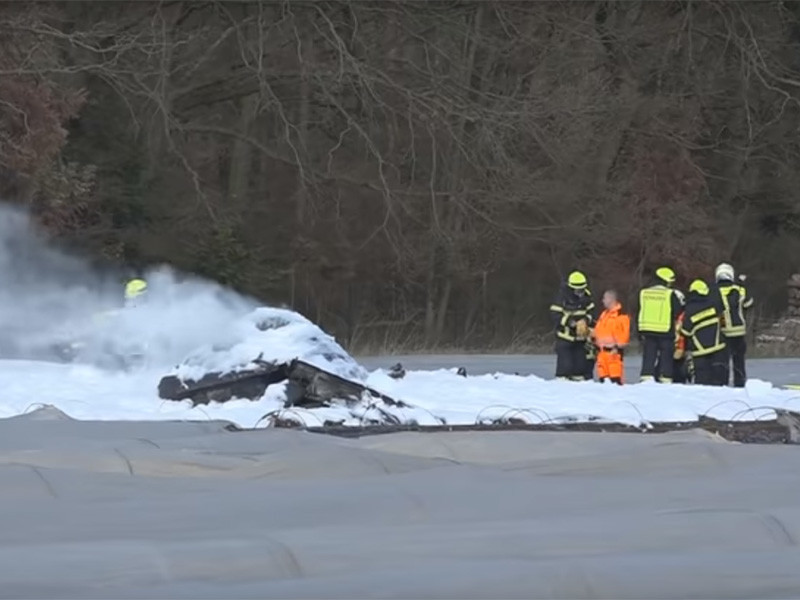 """Самолет, на котором разбилась совладелица авиакомпании S7, ранее попадал в аварии. Опубликовано ВИДЕО с места крушения"""" />"""