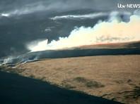 Последним серьезным происшествием стал пожар в горной местности в Уэльсе, который начался 22 апреля. Огонь угрожал городу Блайнай-Фестиниог в округе Гуинет