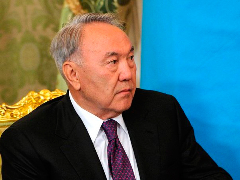 Экс-президенту Казахстана Назарбаеву придумали новый почетный титул