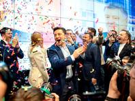 """""""Слуга народа"""" побеждает на выборах президента Украины: Зеленский принимает поздравления и намерен начать с выяснения отношений с Москвой"""