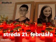 Ян Куцак и его невеста Мартина Кушнирова были убиты 21 февраля 2018 года в селе Велка-Мача, расположенном в районе города Галанта Трнавского края на западе Словакии