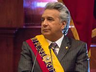 Президент Эквадора обвинил Ассанжа в попытке превратить посольство в центр шпионажа