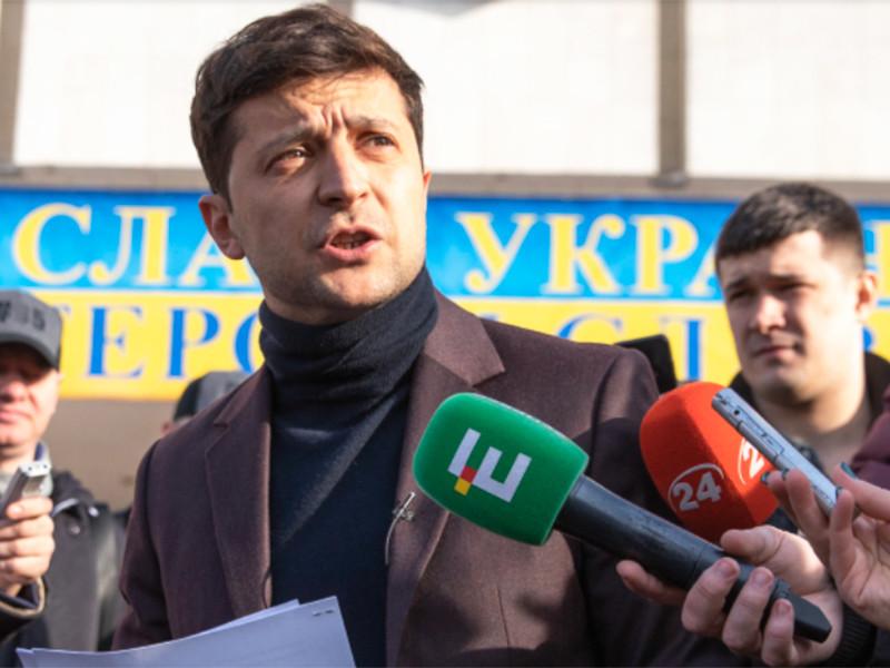 """Порошенко """"исключительно ради граждан Украины"""" согласился на дебаты с Зеленским 19 апреля, как тот и настаивал"""" />"""