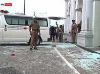 """Ответственность за серию взрывов в Шри-Ланке несет группировка """"Джамаат ат-Таухид аль-Ватания"""" (""""Национальное единение"""")"""