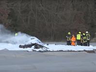Самолет, на котором разбилась совладелица авиакомпании S7, ранее попадал в аварии. Опубликовано ВИДЕО с места крушения