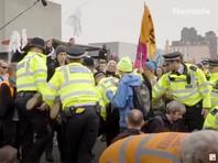 С 15 апреля было произведено 1065 задержаний в связи с продолжающимися протестами Extinction Rebellion