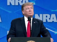 Трамп: США не будут ратифицировать Международный договор о торговле оружием, подписанный при Обаме