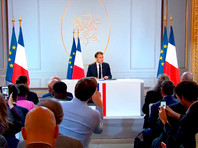 Президент Франции Эмманюэль Макрон высказался за реформу Шенгенской зоны, которая, по его словам, потребовалась из-за того, что Дублинское соглашение о распределении беженцев в странах ЕС больше не работает