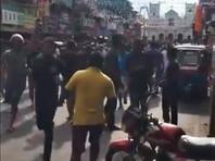 Новый взрыв у церкви на Шри-Ланке во время саперных работ вызвал панику у жителей (ВИДЕО)