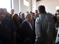 Антониу Гутерриш, Триполи, 4 апреля 2019 года