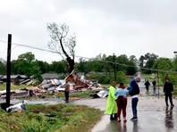 На юг США обрушились 13  торнадо: подтверждена гибель четырех человек (ВИДЕО)